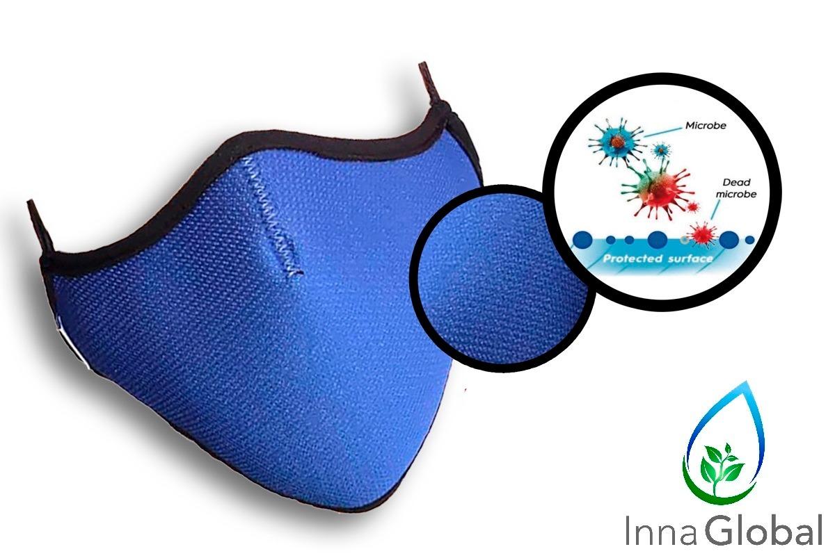 ¿Mejor apuesta frente a la Covid-19? Una SmartMask higiénica reutilizable