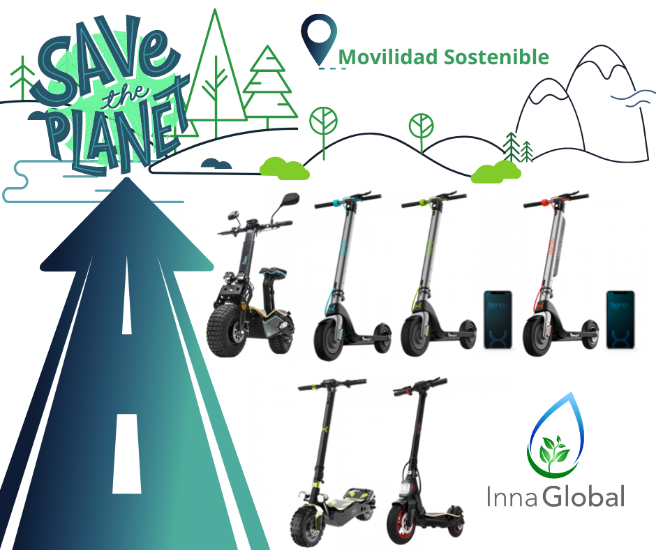 Inna Global SL con la movilidad sostenible