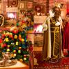Le damos la bienvenida al #2021 con los auténticos Reyes Magos en nuestra preciosa Casita de #Navidad virtual